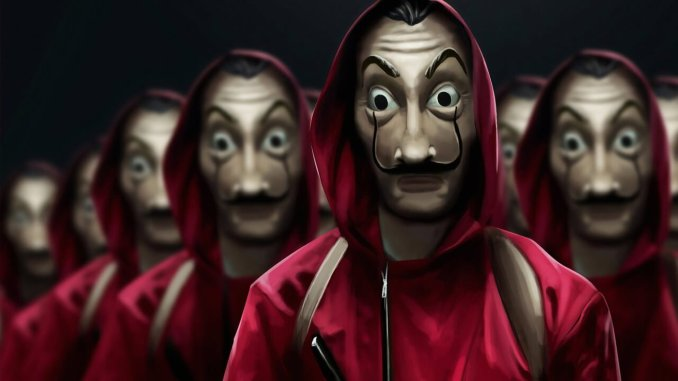 Money Heist Season 4 Episode 1
