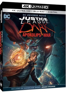 Justice League Dark Apokolips War (2020) Mp4