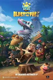 Boonie Bears: Blast Into the Past (2019) Movie Download