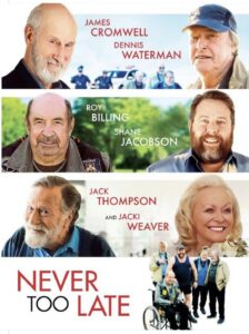 Never Too Late (2020) Fzmovies Free Mp4 Download