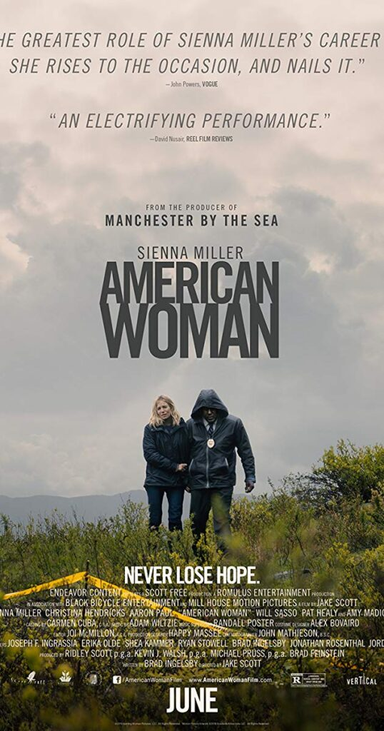 American Woman (2018) Mp4 Movie Download