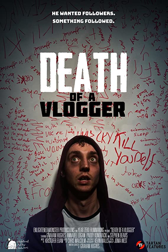 Death of a Vlogger (2019) Movie Mp4 Download