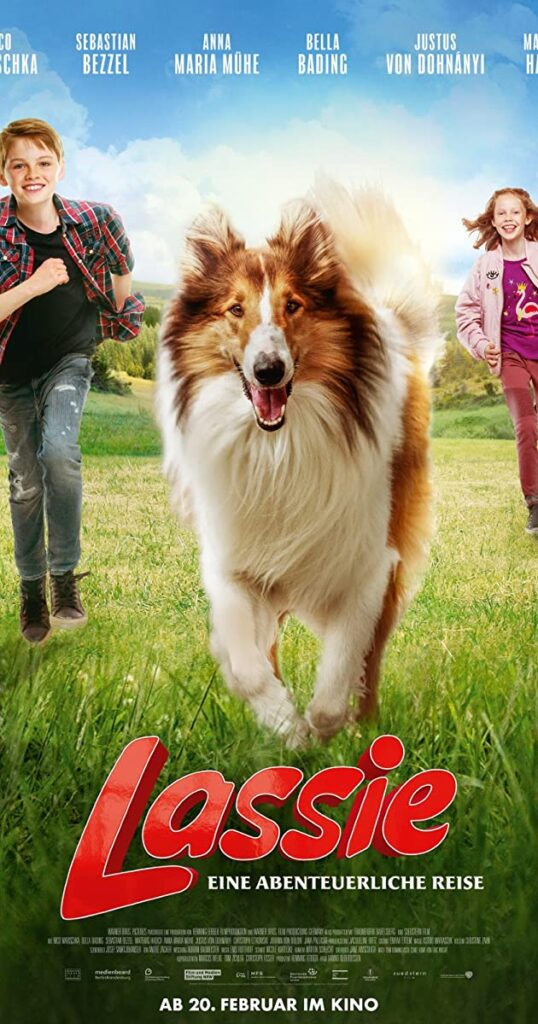 Lassie Come Home (2020) Mp4 Movie Download