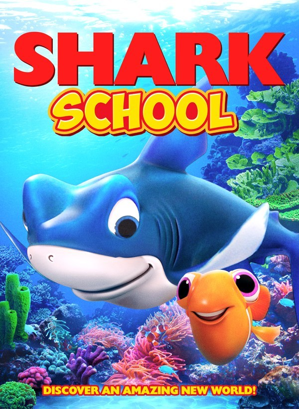 Shark School (2019) (Animation)