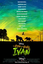 The One and Only Ivan (2020) (Animation) Fzmovies Free Mp4 Download