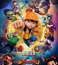 BoBoiBoy Movie 2 (2019) (Animation) Fzmovies Free Mp4 Download
