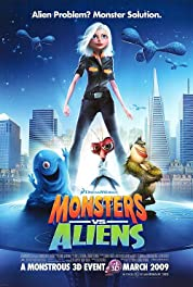 Monsters vs Aliens (2009) Fzmovies Free Mp4 Download