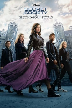 Secret Society of Second Born Royals Movie