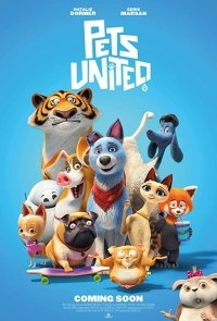 Pets United (2019) (Animation) Fzmovies Free Mp4 Download