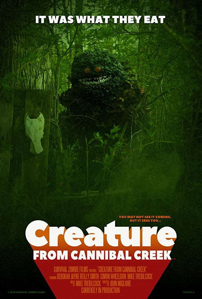 Creature from Cannibal Creek (2019) Fzmovies Free Mp4 Download