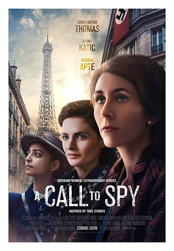 A Call to Spy (2019) Fzmovies Free Mp4 Download