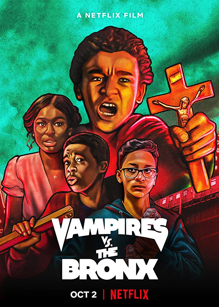 Vampires vs. the Bronx (2020) Fzmovies Free Mp4 Download