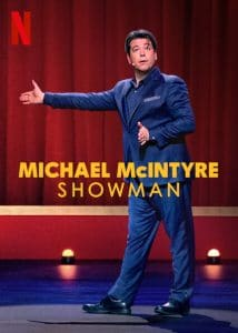 Michael McIntyre: Showman (2020) Fzmovies Free Mp4 Download