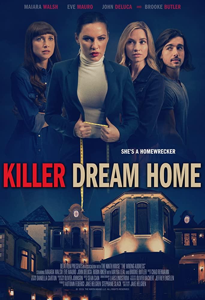 Killer Dream Home (2020) Fzmovies Free Mp4 Download