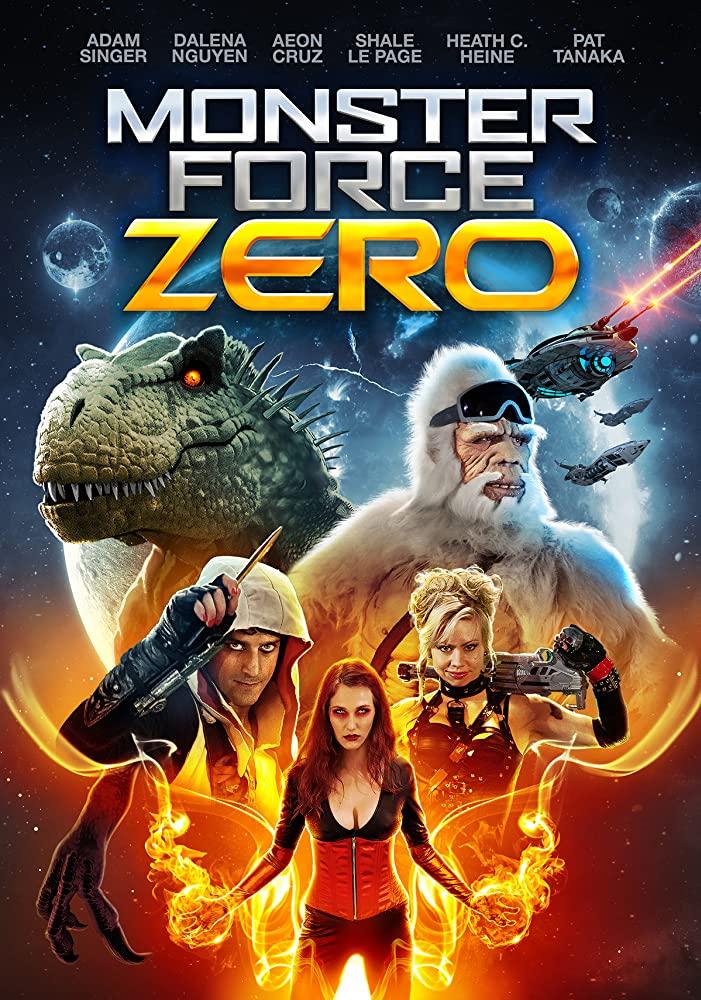Monster Force Zero (2020) Fzmovies Free Mp4 Download