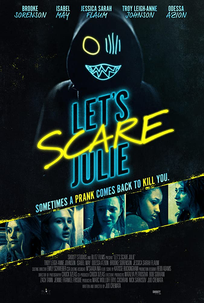 Let's Scare Julie (2020) Fzmovies Free Mp4 Download
