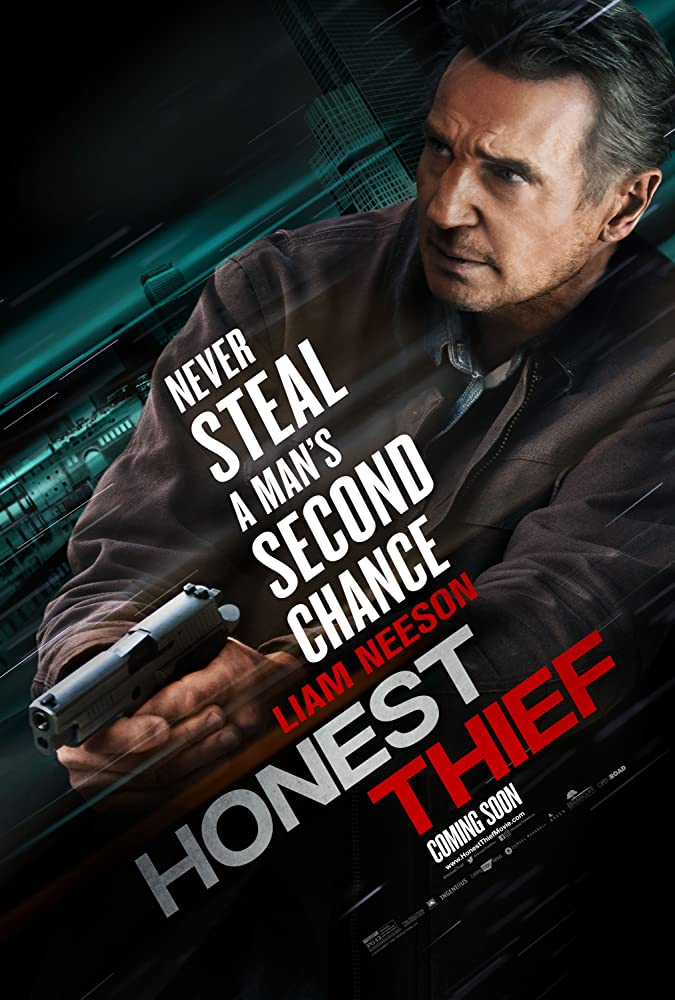 Honest Thief (2020) Fzmovies Free Mp4 Download