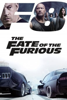 The Fate of the Furious movie