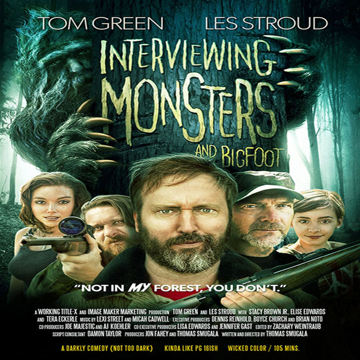 Download Interviewing Monsters and Bigfoot (2019) Full Movie Mp4