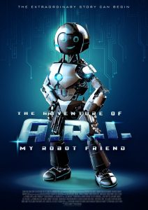 Download Movie The Adventure Of A.R.I My Robot Friend (2020) Mp4