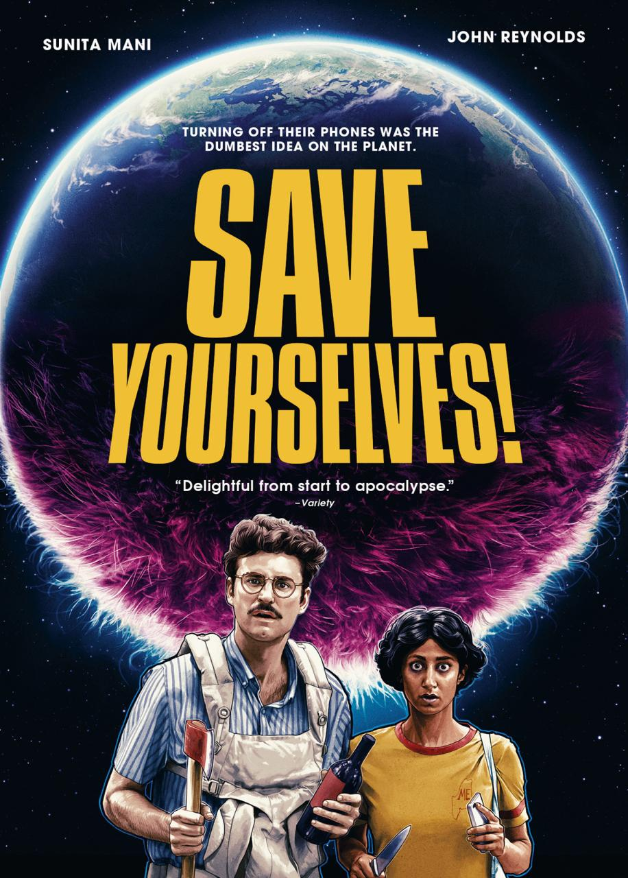 DOwnload Save Yourselves! (2020) Full Movie