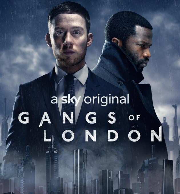 Gangs Of London Season 1 All Episodes Download
