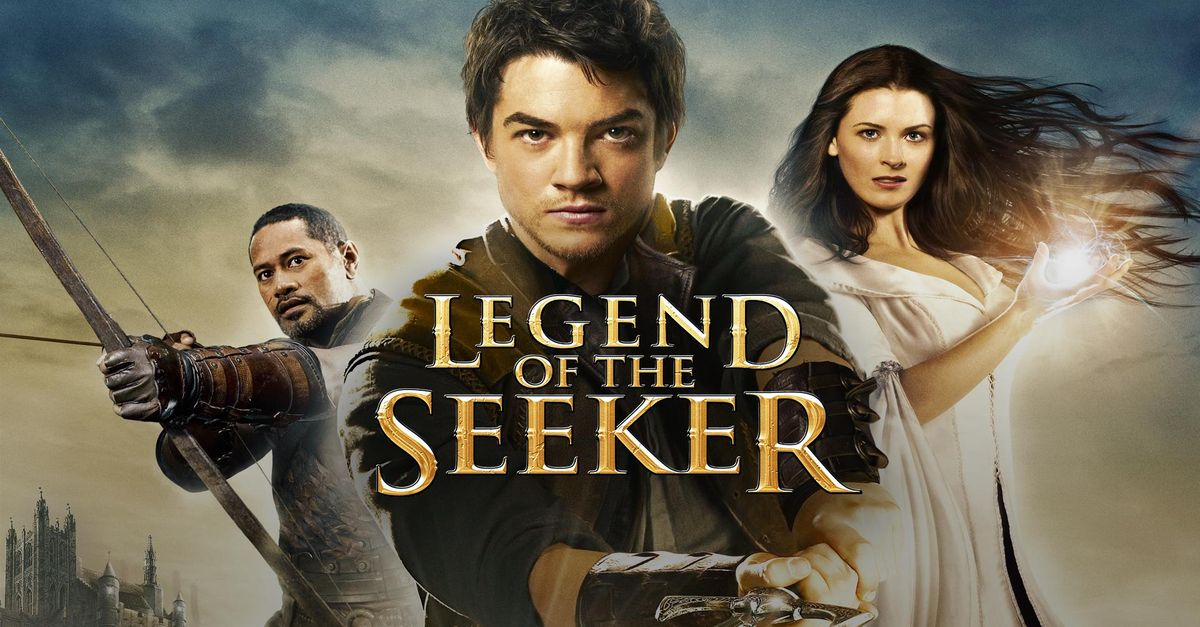 Legend of the seeker S02 All Episodes Download