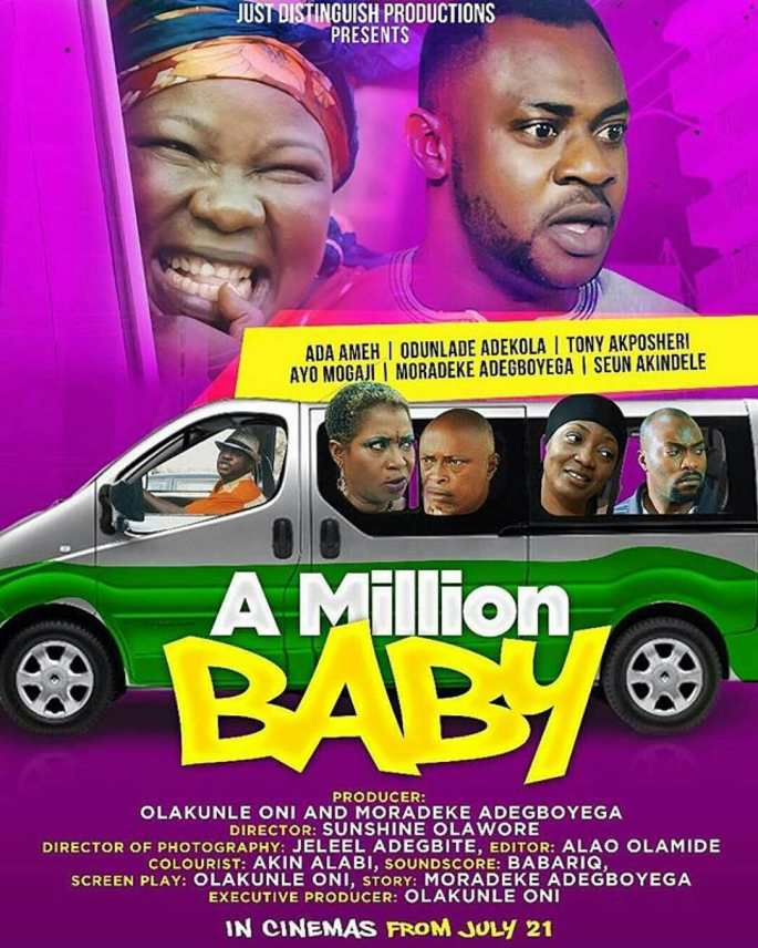 A Million Baby (Nollywood) NetNaija Free Download