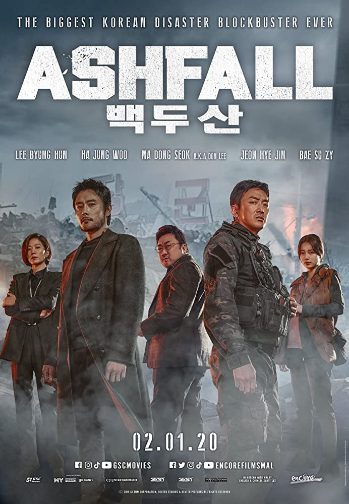 Download Movie Ashfall (2019)