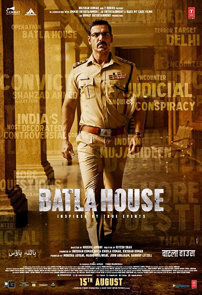 Batla House (2019) (Indian)