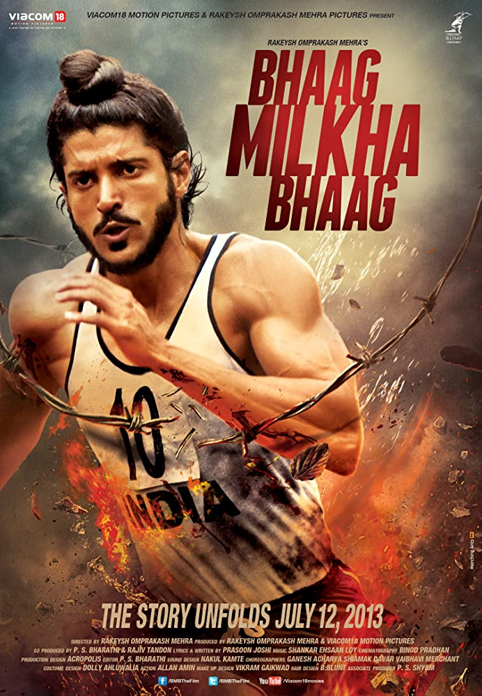 Bhaag Milkha Bhaag (2013) (Indian) Filmyzilla Free Download