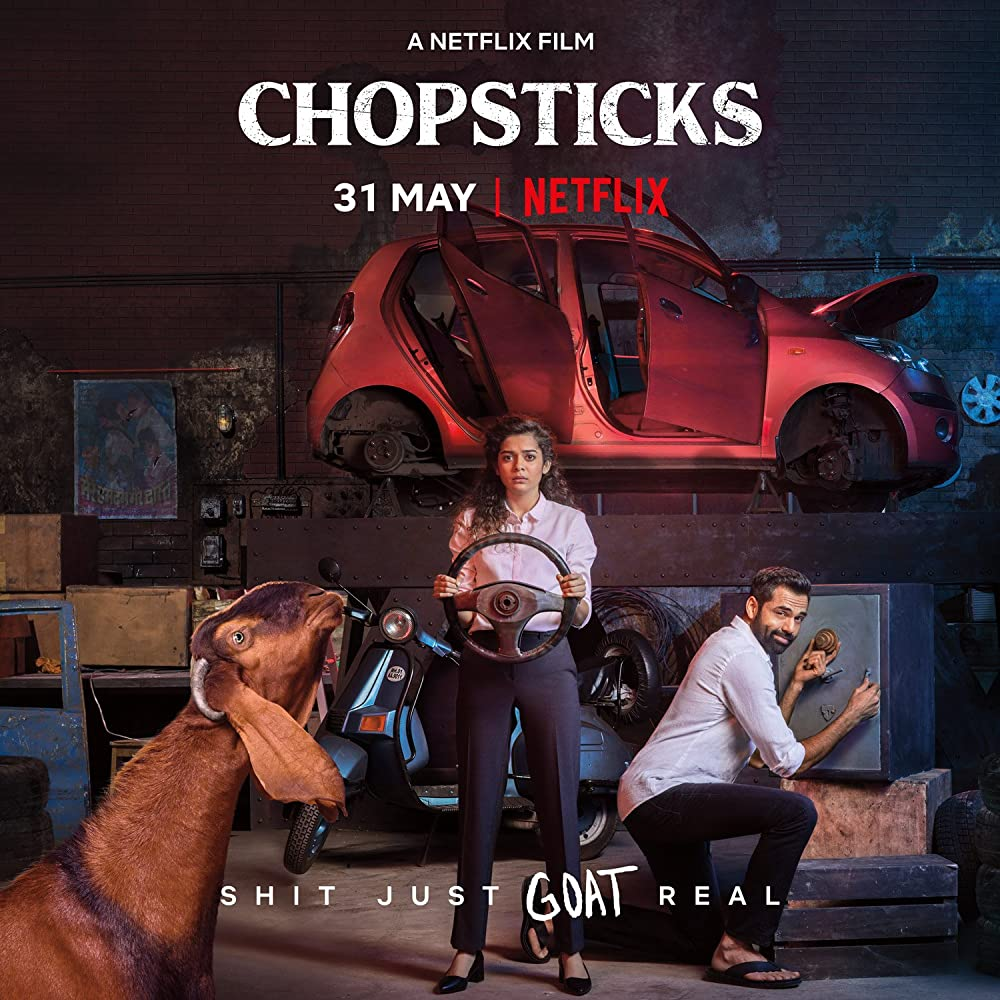 Chopsticks (2019) (Indian) Filmyzilla Free Download