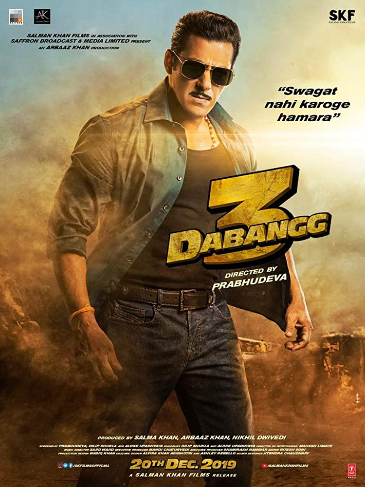 Download Movie Dabangg 3 (2019)