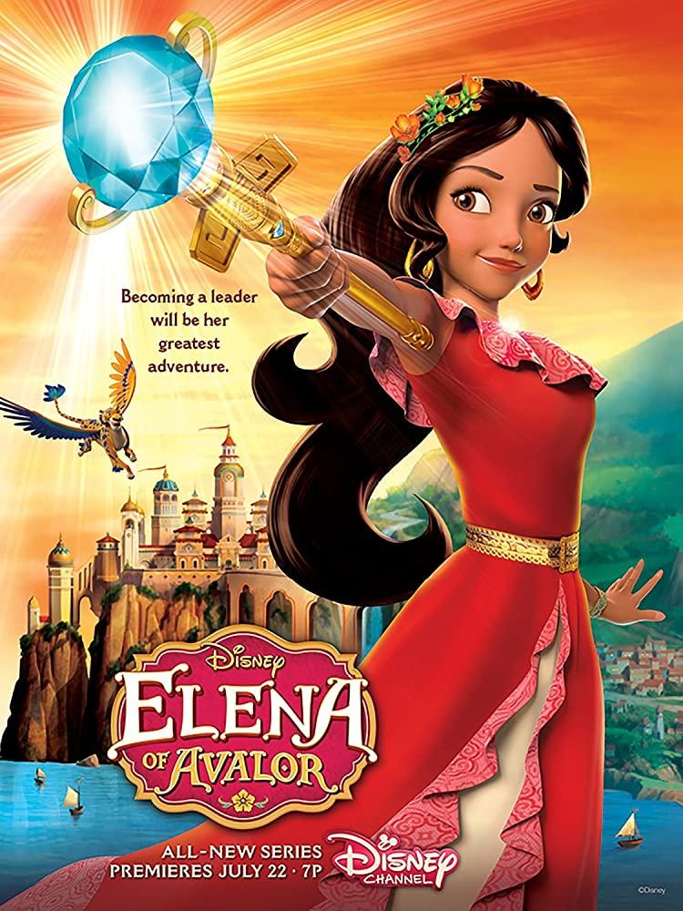 Elena of Avalor Season 1, 2, 3, Fztvseries Free Download