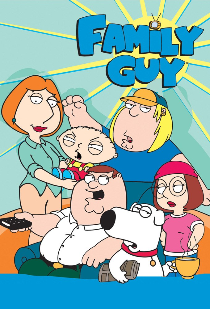 Family Guy Season 1, 2, 3, 4, 5, 6, 7, 8, 9, 10, 11, 12, 13, 14, 15, 16, 17, 18, 19, Fztvseries Free Download