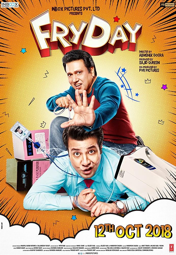 FryDay (2018) (Indian) Filmyzilla Free Download