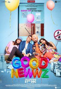 Download Movie Good Newwz (2019)