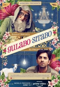 Download Movie Gulabo Sitabo (2020)