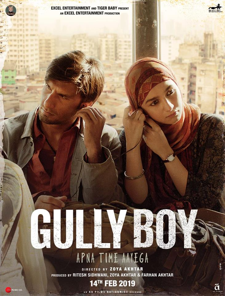 Gully Boy (2019) (Indian) Filmyzilla Free Download