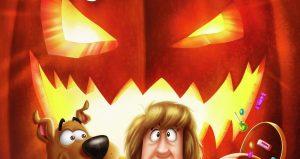 Happy Halloween Scooby-Doo