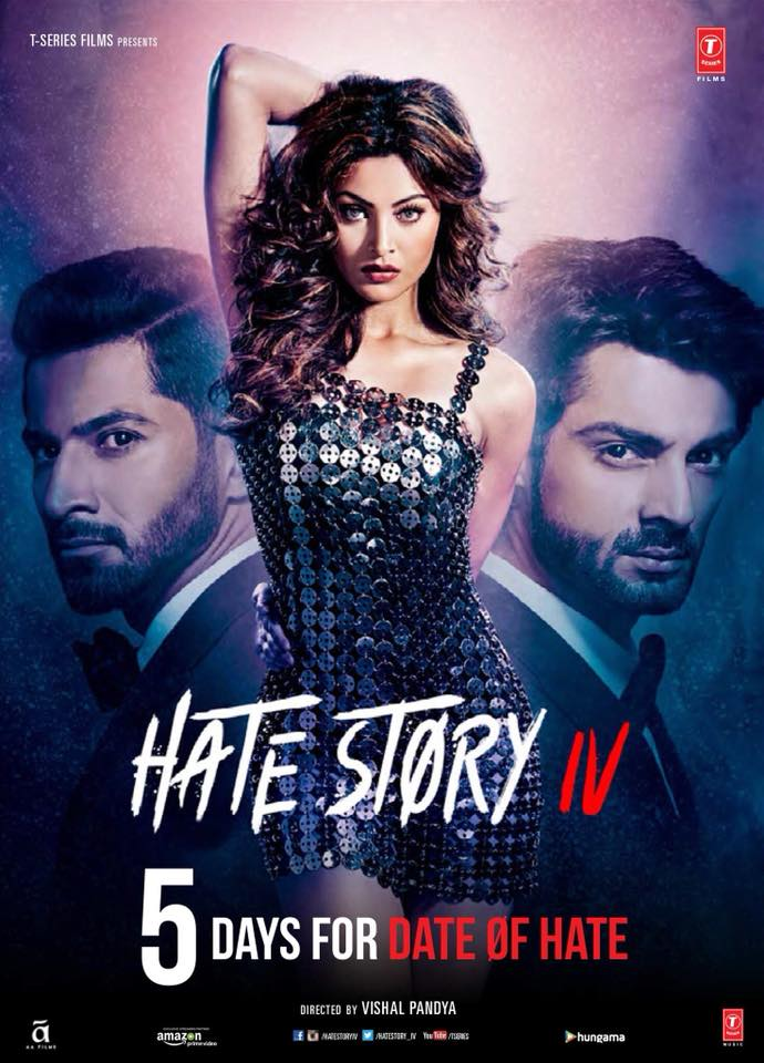 Hate Story 4 (2018) (Indian) Filmyzilla Free Download