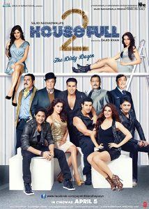 Housefull 2 (2012) (Indian) Filmyzilla Free Download