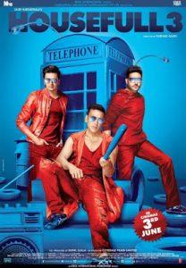 Housefull 3 (2016) (Indian) Filmyzilla Free Download