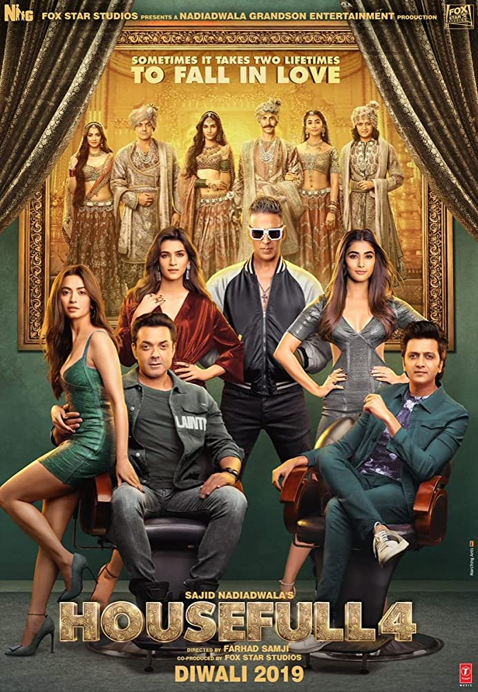 Download Movie Housefull 4 (2019)