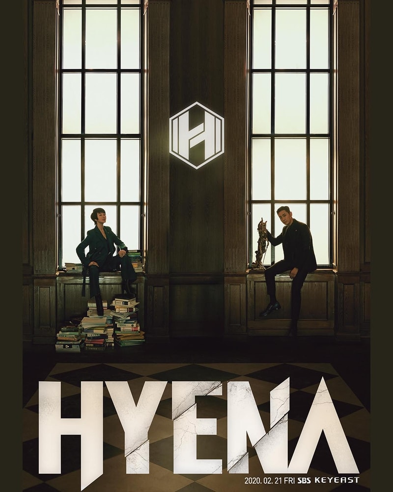 Hyena (Korean Series) Season 1 Full Episodes Free Download