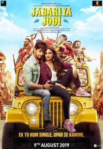 Jabariya Jodi (2019) (Indian) Filmyzilla Free Download