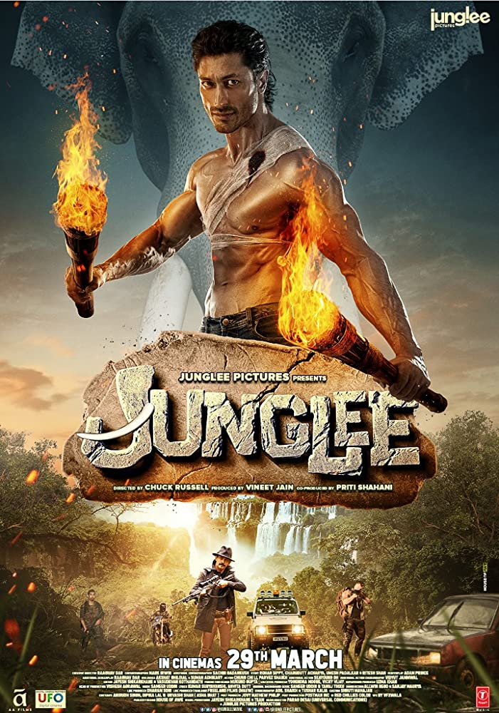 Junglee (2019) (Indian) Filmyzilla Free Download