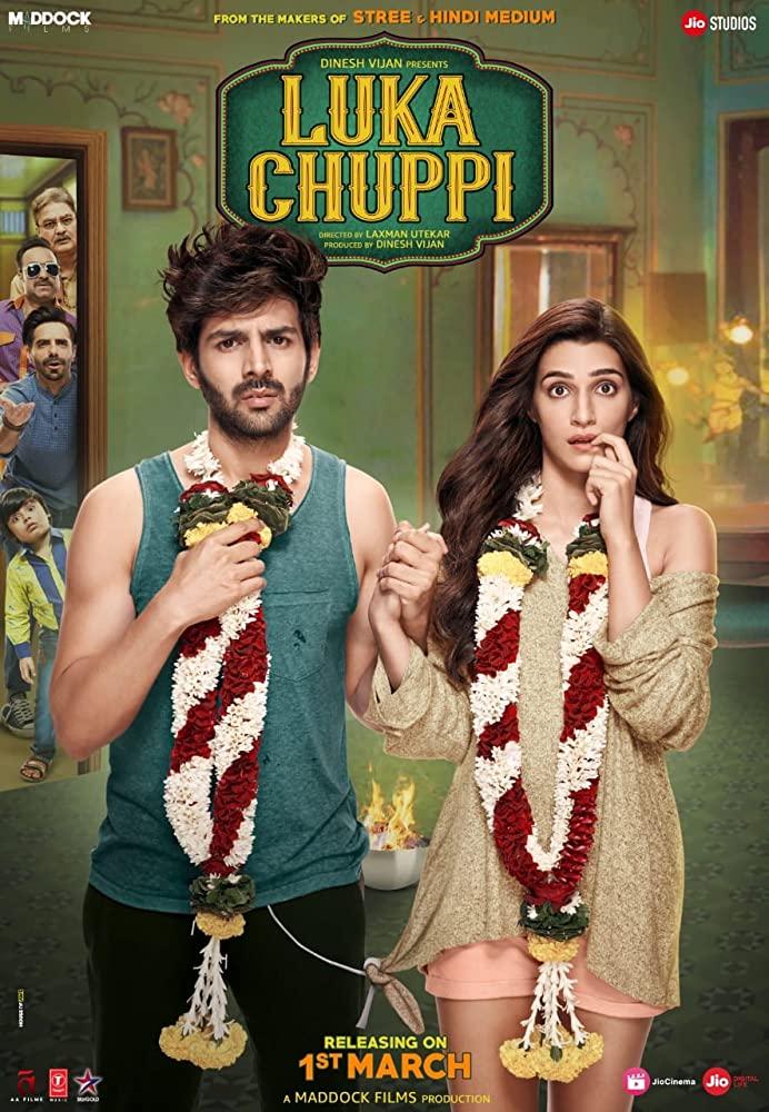 Luka Chuppi (2019) (Indian) Filmyzilla Free Download