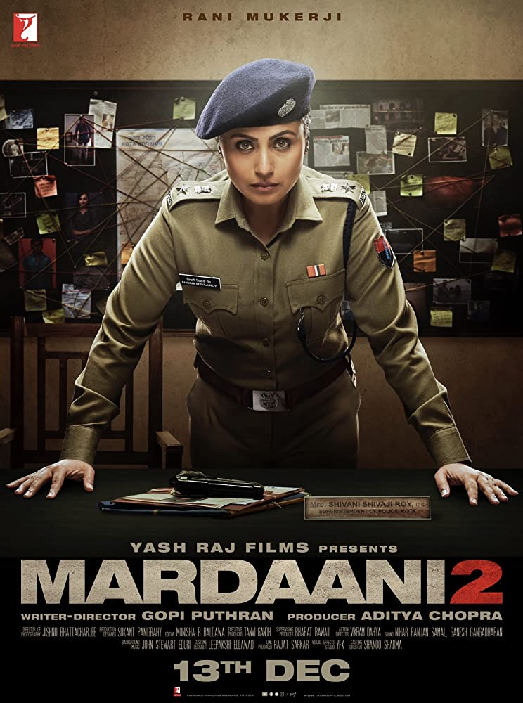Download Movie Mardaani 2 (2019)