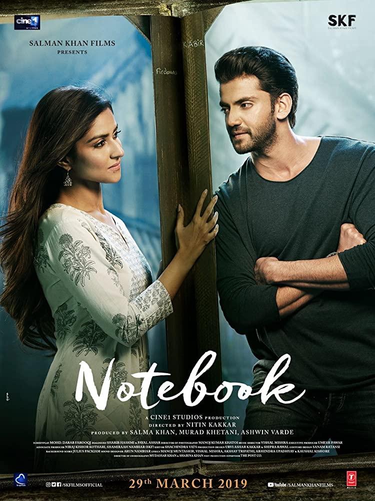 Notebook (2019) (Indian) Filmyzilla Free Download